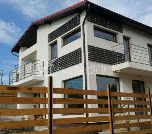 Casa duplex, 3 camere,102mp utili, 206mp teren, cartier Dambul Rotund!