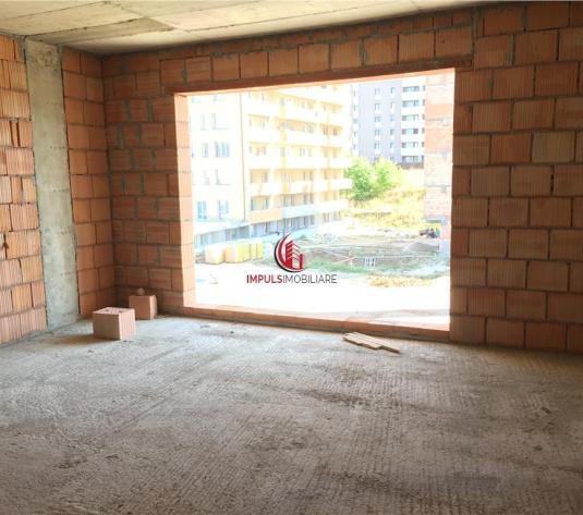 Apartament 2 camere etaj intermediar bloc nou