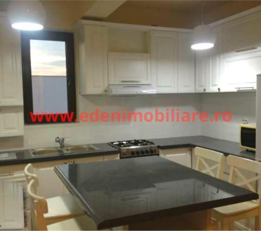 Apartament 3 camere de inchiriat in Cluj, zona Europa, 460 eur