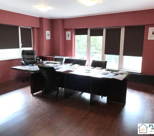 Apartament 5 camere Plopilor Vest, finisat ca birou, pers. juridica