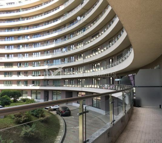 Spatiu birouri 135mp, terasa 56mp, Plopilor imobil nou etaj 1