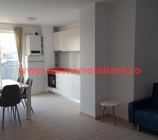 Apartament 2 camere de inchiriat in Cluj, zona Marasti, 500 eur