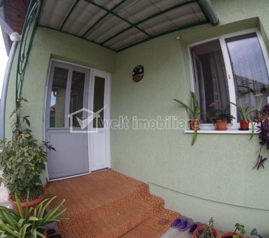 Casa individuala de vanzare, 5 camere, 720mp teren, cartier Someseni!