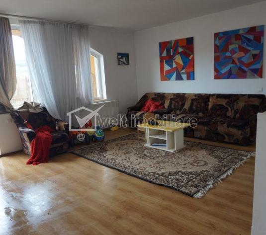 Vanzare apartament cu 4 camere, Floresti, Eroilor