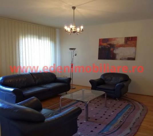 Apartament 3 camere de inchiriat in Cluj, zona Centru, 750 eur