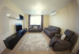 Inchiriere Apartament 3 camere lux, terasa 40 mp, 2 parcari subterane