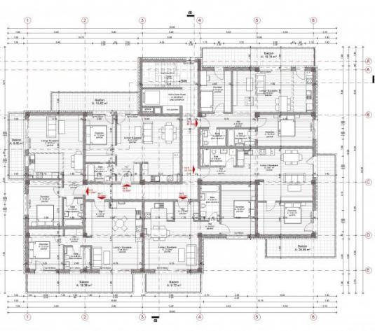 Vanzare apartament 3 camere, Borhanci, terasa 20 mp, acces facil spre Gheorgheni