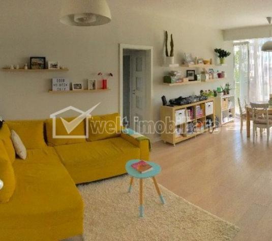 Apartament de inchiriat, 3 camere, 100 mp, Parter Inalt, Buna Ziua!