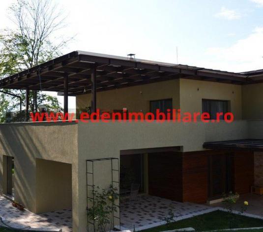 Casa/vila de vanzare in Cluj, zona Faget, 465000 eur
