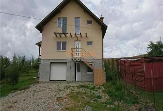 Vanzare casa individuala, 134 mp utili, 1000 mp teren, sat Corpadea!