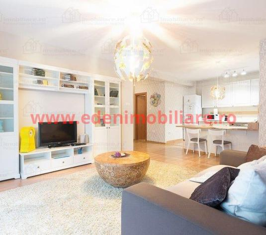 Apartament 2 camere de inchiriat in Cluj, zona Andrei Muresanu, 590 eur
