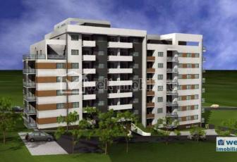 Vanzare apartament cu 2 camere in zona Calea Baciului, proiect nou