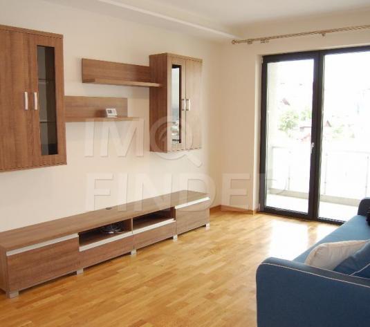 Inchiriere apartament 2 camere Andrei Muresanu, imobil nou