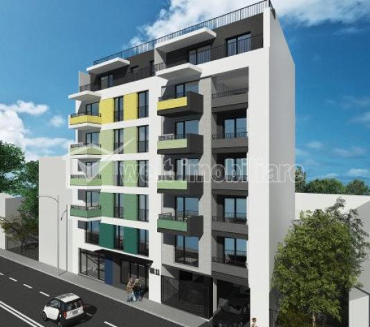 Vanzare apartament 1 camera cu terasa, bloc nou, zona Garii