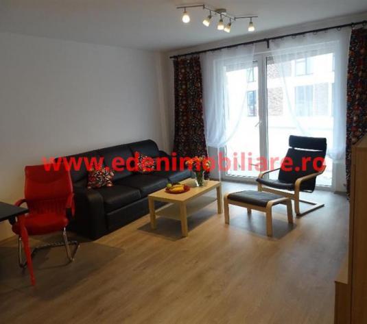 Apartament 2 camere de inchiriat in Cluj, zona Centru, 590 eur