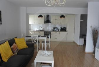 De inchiriat apartament frumos cu 3 camere in Bonjour Residence