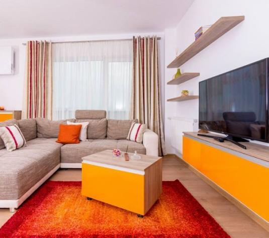 Apartament 3 camere, 64 mp , de închiriat - Buna-Ziua, Cluj-Napoca
