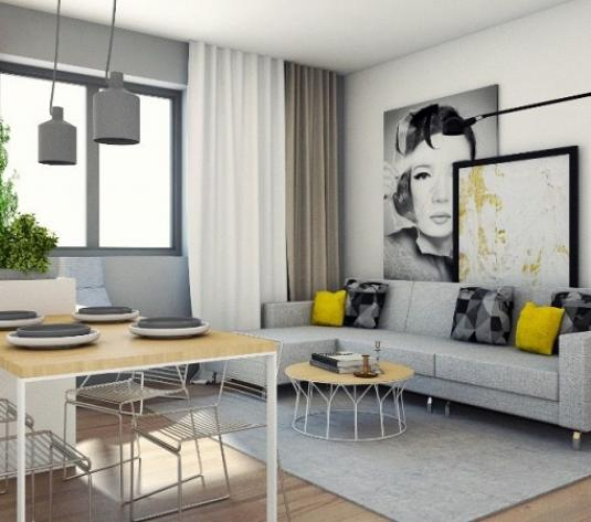 Apartament 2 camere, 43 mp , de închiriat - Gheorgheni, Cluj-Napoca