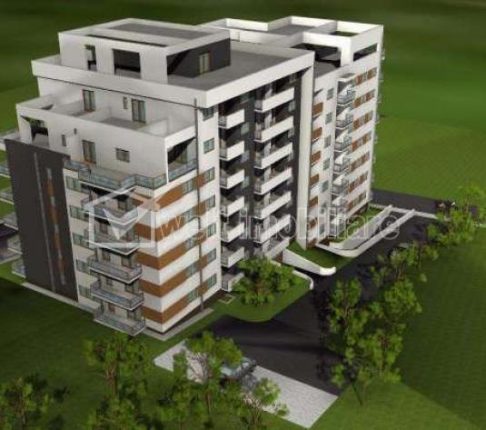 Vanzare apartament de 2 camere, Calea Baciului, proiect nou