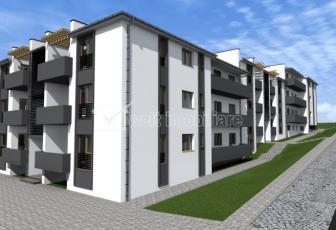 Apartament de vanzare, 2 camere, 59 mp, Apahida