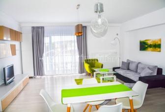 Apartament 3 camere LUX, imobil nou, 82 mp, centru, parcare, prima inchiriere