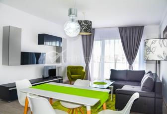Apartament 2 camere LUX, imobil nou, 57 mp, centru, parcare, prima inchiriere