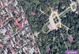 Bazilescu Parc Metrou 10 minute pe jos, teren impecabil