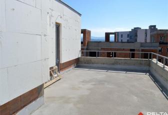 Apartament 2 camere Grigorescu capat Donath, 63 mp utili, 33 mp terasa