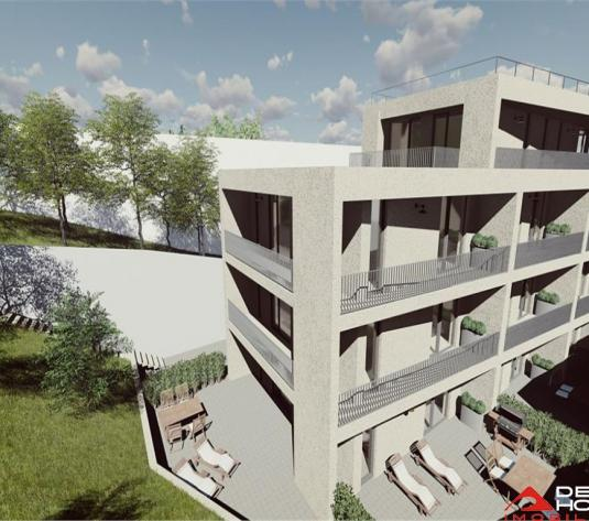 Apartament 1 camera, Grigorescu, 37 mp, imobil nou, semifinisat