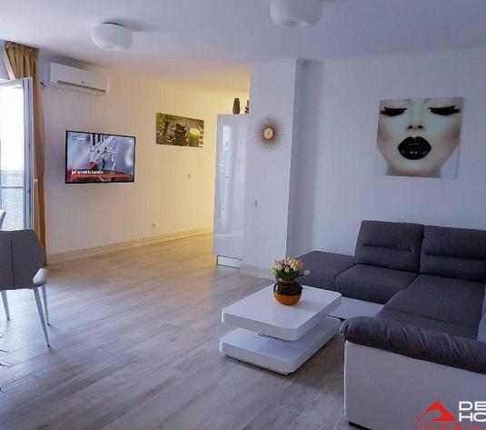 Apartament 2 camere, Gradini Manastur, 54 mp, ultrafinisat, mobilat