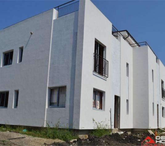 Duplex Iris, Bdul Muncii, 120 mp utili, 250 mp teren, semifinisat