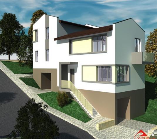 Duplex Manastur, 115 mp utili, semifinisat, garaj, zona Roata Faget