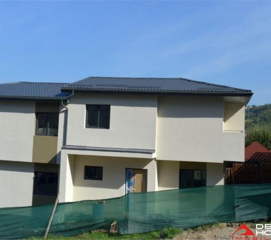 Casa tip duplex Manastur, 110 mp utili, curte 180 mp, semifinisat