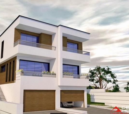 Casa tip Duplex, Floresti, 120 mp util, teren 250 mp, panorama superba