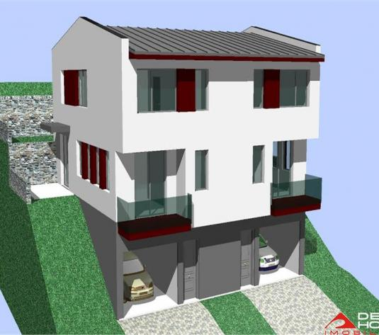 Duplex Floresti, 120 mp utili, 4 camere, garaj subteran, finisat