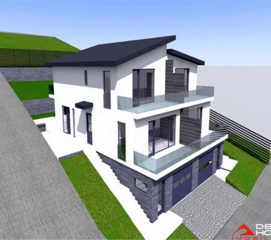 Duplex Manastur, 160 mp utili, teren 266 mp, semifinisat, garaj