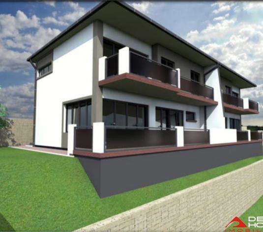Casa tip duplex, Grigorescu, 146 mp, semifinisat, zona de case si vile
