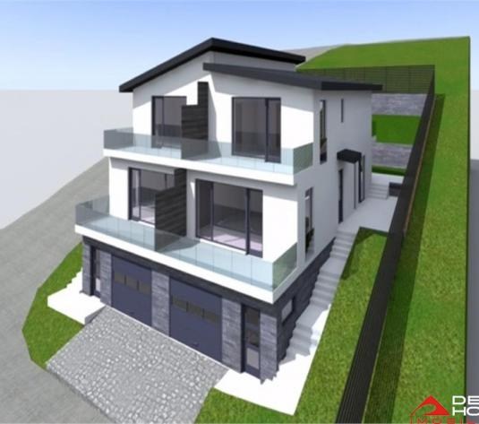 Teren Manastur, 532 mp, autorizatie constructie duplex, toate avizele