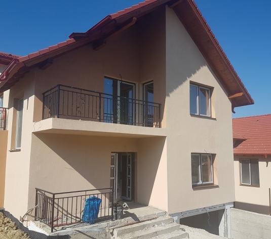 Case individuale, strada Romul Ladea