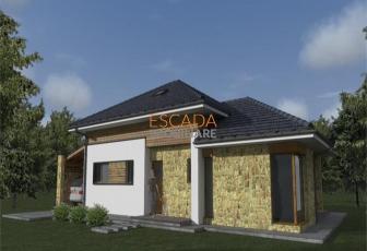 Vanzare casa individuala, 134 mp utili, 1000 mp teren, zona Feleacu!