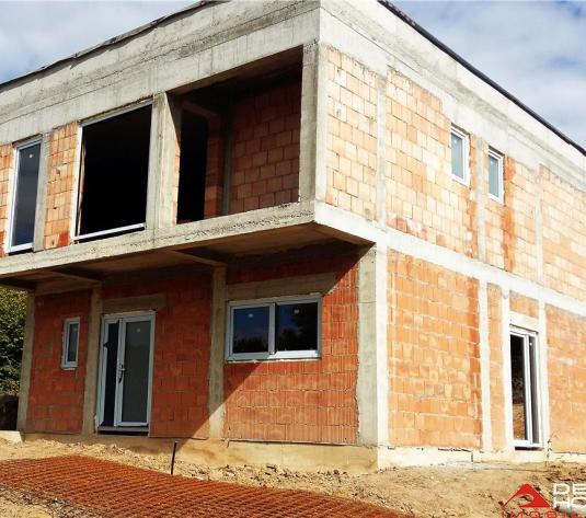 Casa individuala Faget, 150 mp, teren 500 mp, semifinisata