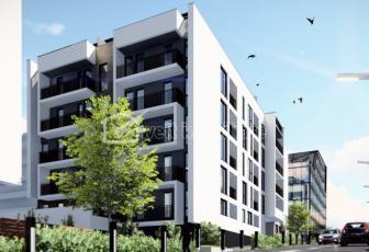 Vanzare apartament de 3 camere cu terasa si gradina, cartier Buna Ziua