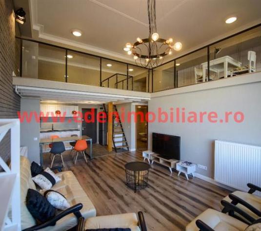 Apartament 3 camere de inchiriat in Cluj, zona Centru, 1100 eur