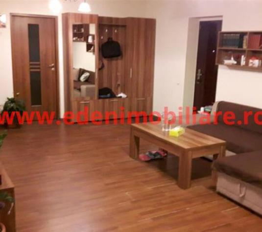 Apartament 3 camere de inchiriat in Cluj, zona Iris, 500 eur