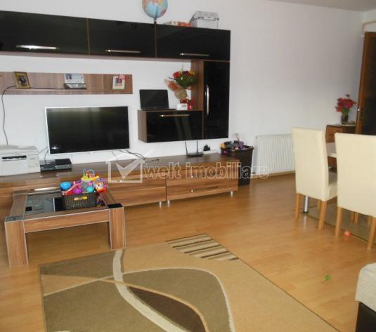 Vanzare apartament cu 4 camere, modern, Floresti, Somesului