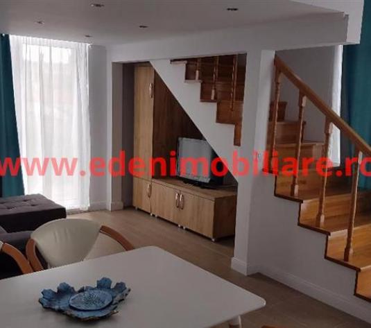 Apartament 3 camere de inchiriat in Cluj, zona Centru, 670 eur