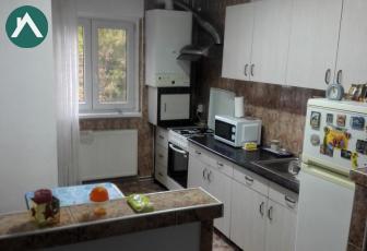 Vand apartament 4 camere finisat