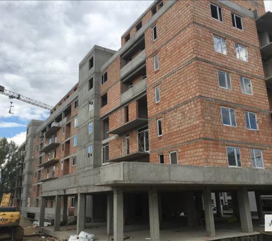 Apartament 1 camera zona noului Parc din cartierul Gheorgheni - imagine 1