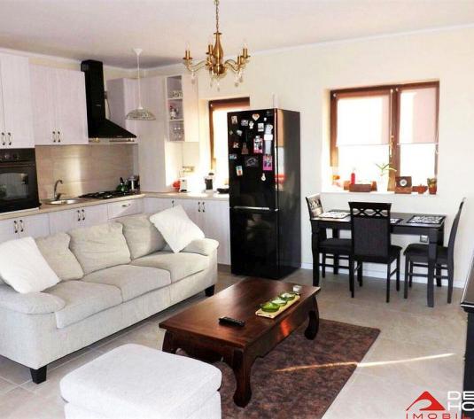 Apartament 3 camere Calea Turzii, 59 mp utili, finisat, mobilat, parcare