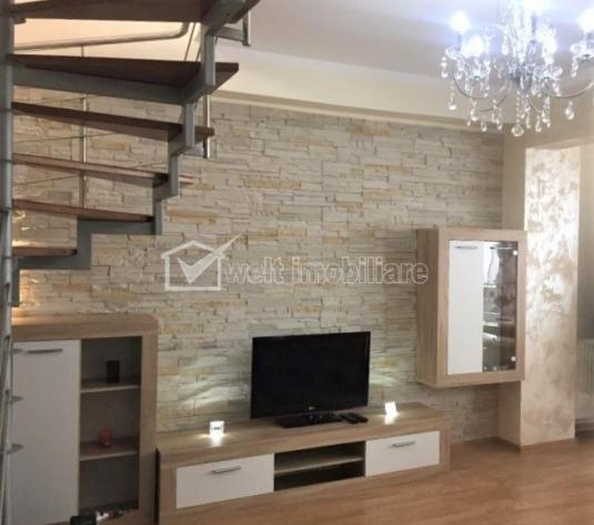 Vanzare apartament de lux, 4 camere pe 2 nivele, cartier Buna Ziua
